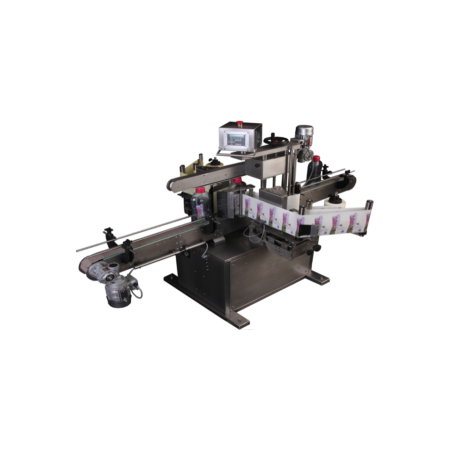 Double Head Wrap Around Labelling Machine