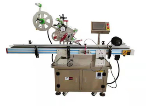 Flat Surface Labelling Machine