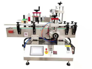 Table Type Positioning Label Machine