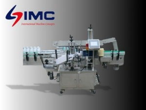 IMC-DSL Two Sided Labelling Machine