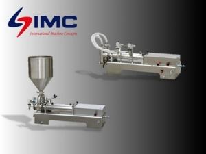 IMC-SAFILL SERIES Semi Automatic Table Top Filling Machines