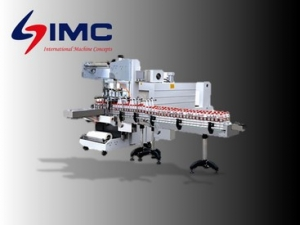IMC-SW5040 Automatic Collator Shrink Wrapper Shrink Tunnel Packaging Machine