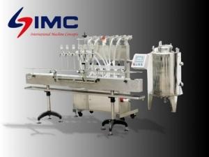 IMCRGY6T-6G Six Nozzle Liquid Filler